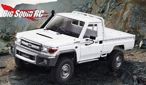 Toyota Rc Killerbody Rc Toyota Land Cruiser 70 171 Big Squid