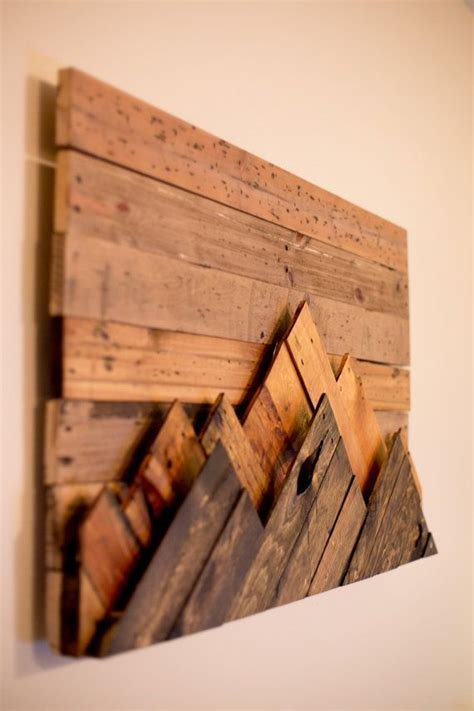 25 best ideas about wood on pallet wall chevron signs and live darts