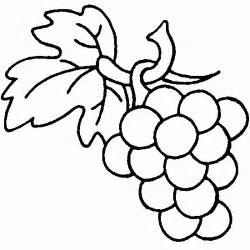 Autumn pictures picture tags free autumn coloring page grapes