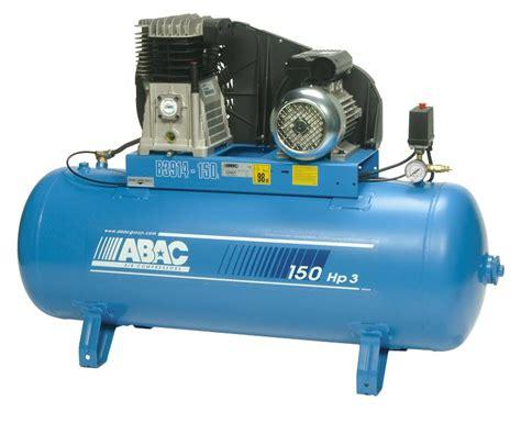 3hp 150lt abac air compressor b3914 150s 15cfm ebay