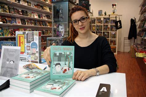 libro croqueta y empanadilla 01 entrevista con ana oncina sobre croqueta y empanadilla c 211 mic para todos