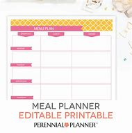 best 25 ideas about meal planning template find what you ll love