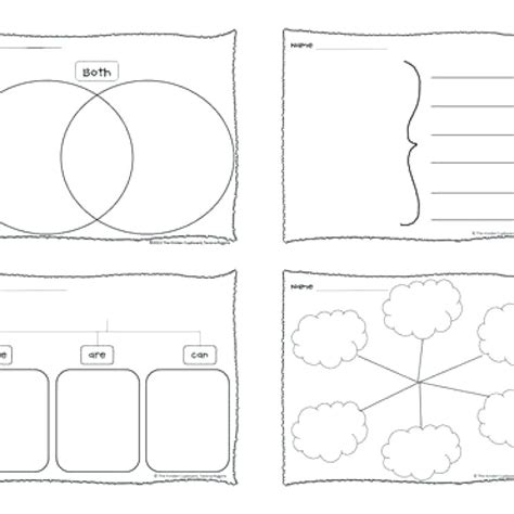 thinking maps template brace map template takeme pw