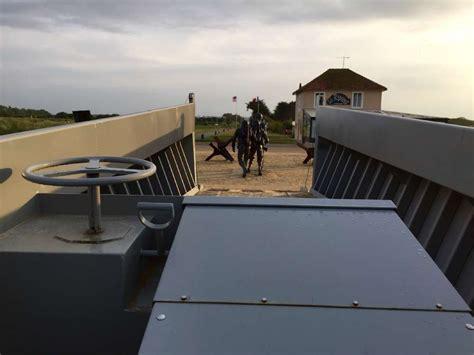 higgins boat monument higgins boat monument utah beach kilroytrip