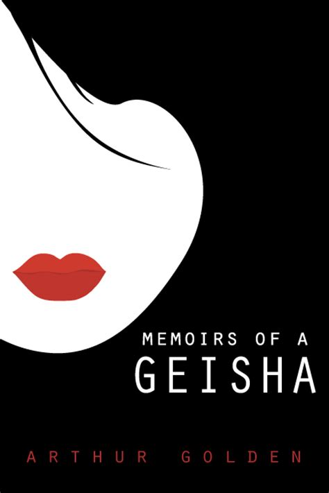 memoirs of a books book cover memoirs of a geisha on behance