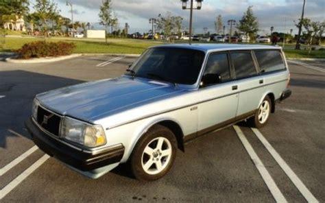 buy   volvo  station wagon beautiful shape  miles  west palm beach florida