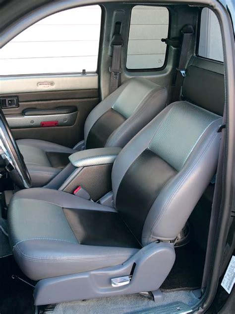 Toyota Upholstery Replacement 2001 Tacoma Replacement Seats Auto Parts Diagrams