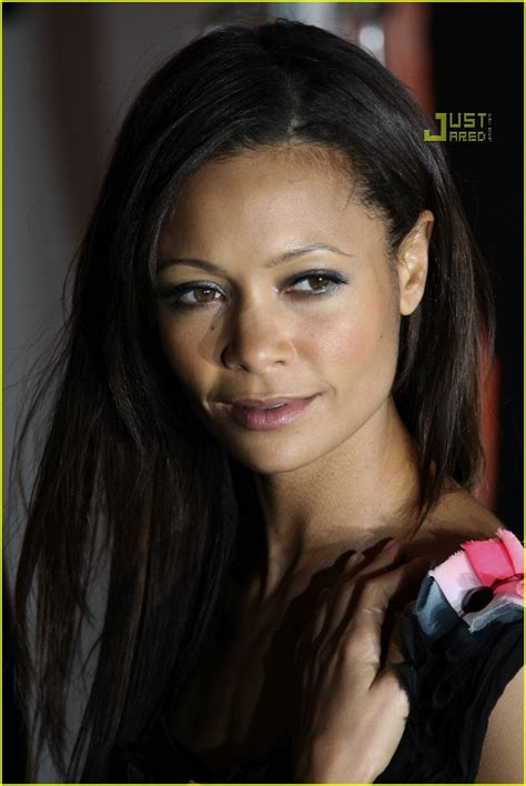 Most Consistent On The Carpet In 2007 Thandie Newton by Thandie Newton Matthew Williamson Photo 662761