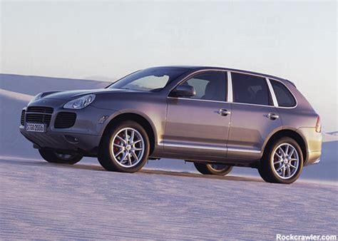 Porsche Releases Cayenne Four Wheel Drive Technical | rockcrawler com porsche releases cayenne four wheel