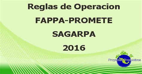 reglas de operacion para el programa prospera 2016 reglas de operaci 243 n sagarpa 2016 proyagro dise 241 o y