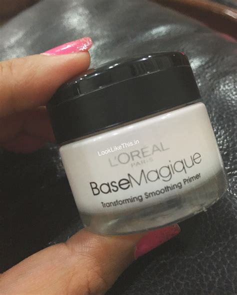 L Oreal Base Magique l oreal base magique primer review looklikethis