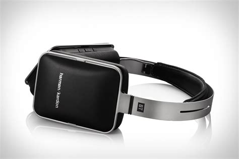 Headset Bluetooth Hk harman kardon bt headphones uncrate