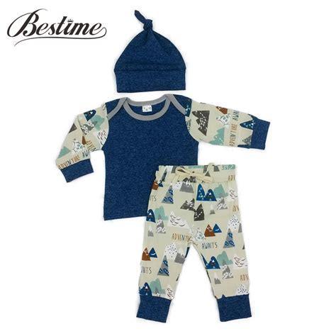 3pcs Baby Boy Clothes Sets Aliexpress Buy 3pcs Autumn Baby Boy Clothes Newborn Cotton Baby Set Sleeve