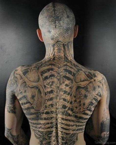 60 marvelous back tattoos for men