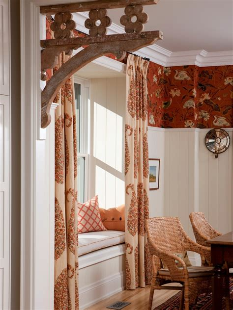 Window Curtains For Dining Room Decor Photo Page Hgtv