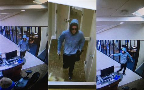 update residents urged   vigilant  authorities continue search  credit union robbery