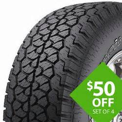 Trail Ap Tires By Bfgoodrich Bfgoodrich Rugged Trail T A P265 75r16 114t Sam S Club
