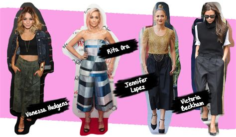 Trend Alert Walk The Tightrope by Trend Alert Culottes What When Wear
