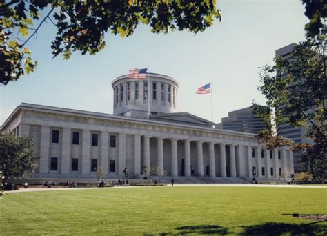 ohio state house government affairs