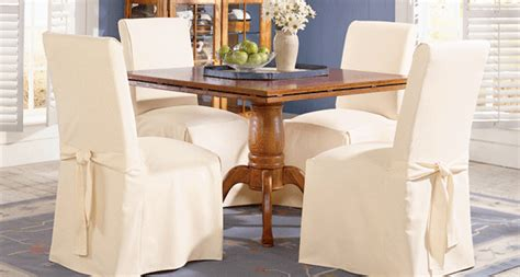 Selection Of Covers To Protect And Decorate Your Dining Chairs How To Cover Dining Chairs
