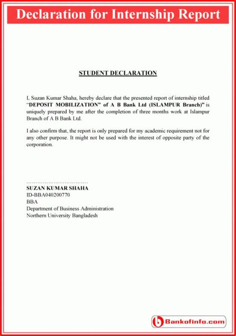 Promotion Declaration Letter 31 Best Images About Letter On