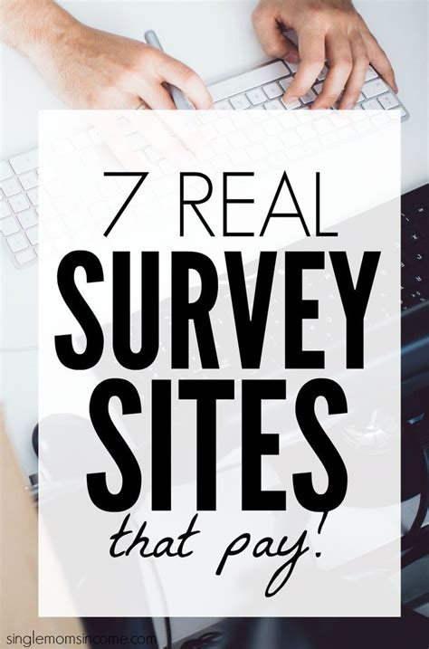 Surveys For Real Money - best 25 survey sites ideas on pinterest