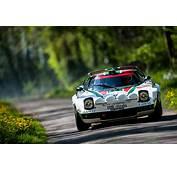World Lancia Stratos Meeting Celebrating A Rally Icon