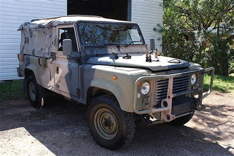 military land rover discovery diesel on the ground a look at nato fuels and vehicles
