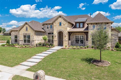 houston custom homes dallas fort worth