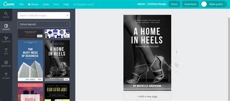 canva ebook cover 5 things you can do with canva graphic design software