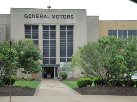Gm Corporate Office by Parma S Gm Metal Center Open House