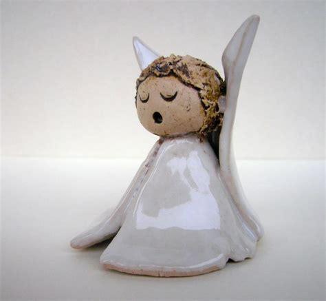 Bilder Selber Basteln 3868 by Weihnachtsfiguren Kleines Engelchen Keramik Wei 223