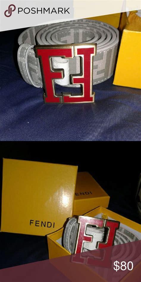 Trendy Fendi Gold Belt by Fendi Belt Here You A White And Grey Fendi Belt