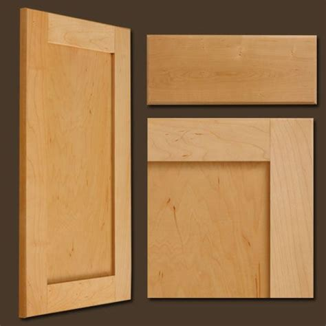 Shaker Kitchen Cabinet Doors by Photos Maple Shaker Style Cabinet Doors With Solid