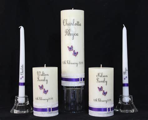 Wedding Unity Candle Set by Wedding Unity Candles 5 Set