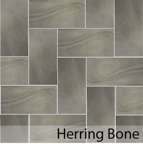 pattern rule for 8 12 24 12x24 tile herringbone layout pictures to pin on pinterest