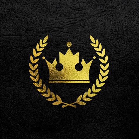 design logo gold gold logo mockup free design resources