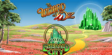 play wizard  oz emerald city