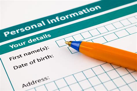 Build A Virtual House Online list of personally identifiable information pii