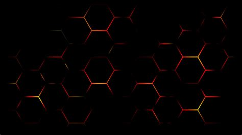 wallpaper abstract hex red hexagon wallpaper wallpapersafari