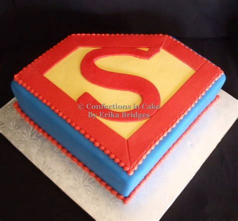 Superman Logo Template For Cake by Pin Superman Logo Birthday Cake By Ohana Designs Cake On