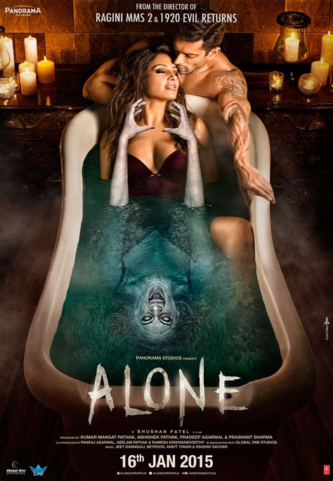 film hot bollywood 2015 alone india 2015 horrorpedia