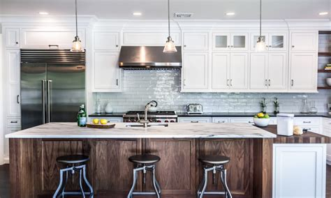 walnut kitchen island noe project stonington cabinetry designs