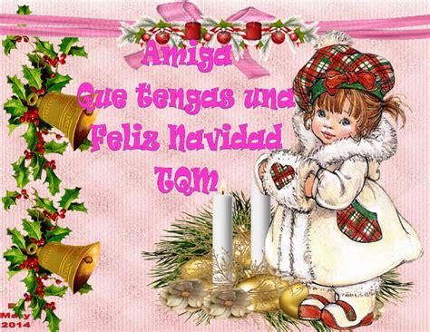 imagenes feliz navidad querida amiga tarjetas navide 241 as dulces mensajes navide 241 os gotitas de