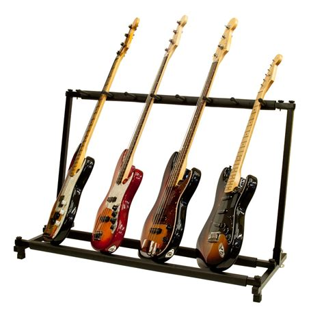 Guitar Storage Rack by 7 Folding Guitar Rack Storage Organizer Stand Holder