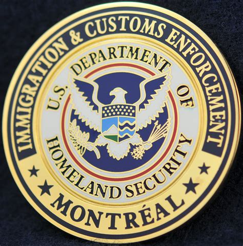 us department of homeland security montreal
