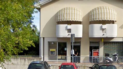 ufficio postale vigonza tentato postamat trebaseleghe 10 luglio 2017