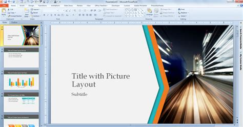 Free Business Direction Template For Powerpoint 2013 Powerpoint 2013 Templates Free