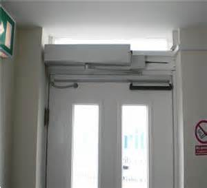 see a large range of automatic door openers