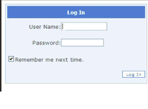 creating asp net login page logincontrol exle in asp net to create login page